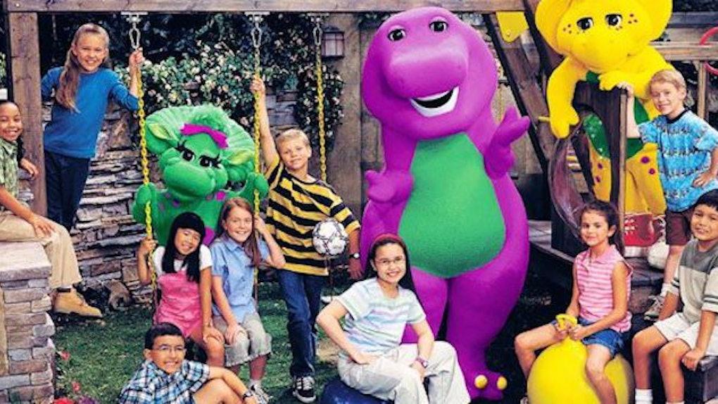 "6 Celebrities You Had No Idea Were On 'Barney & Friends"""