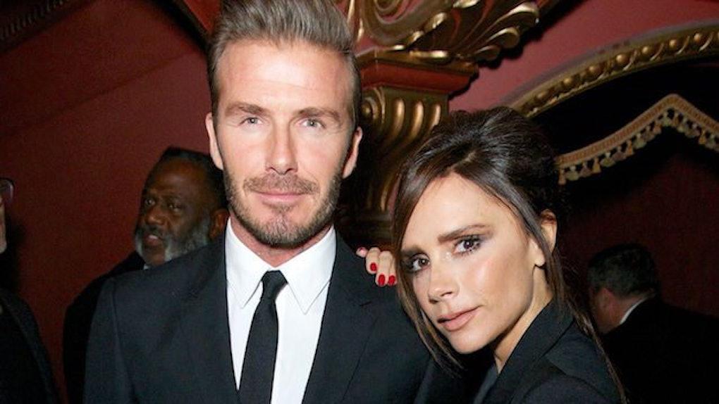 Victoria Beckham Interview On Marriage To David Beckham