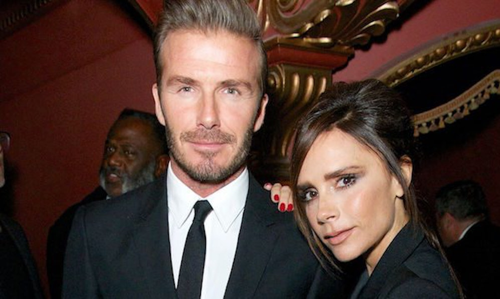 Victoria Beckham Interview On Marriage To David Beckham