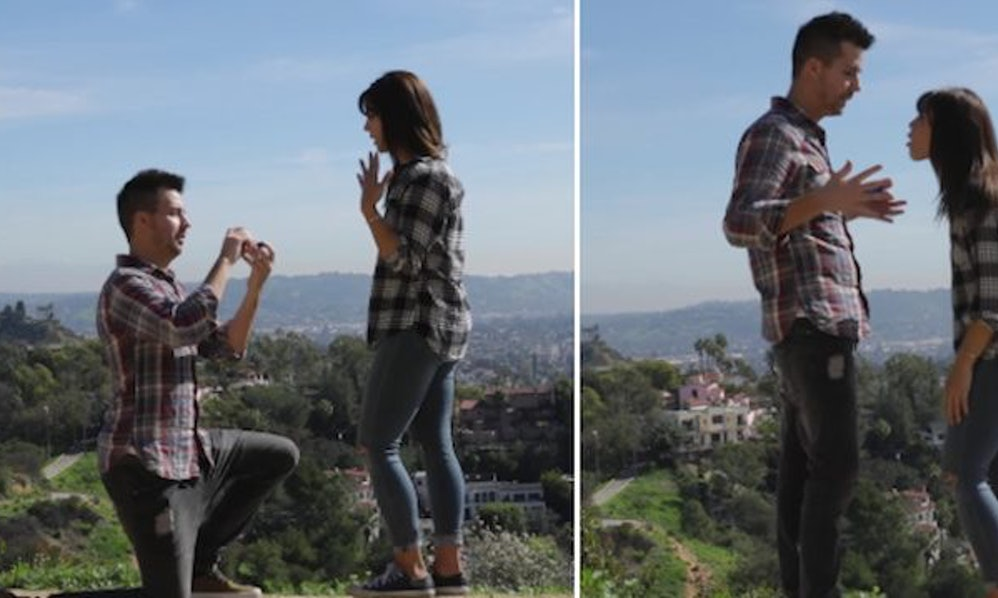Marriage Proposal Shows We Ruin Things With Social Media