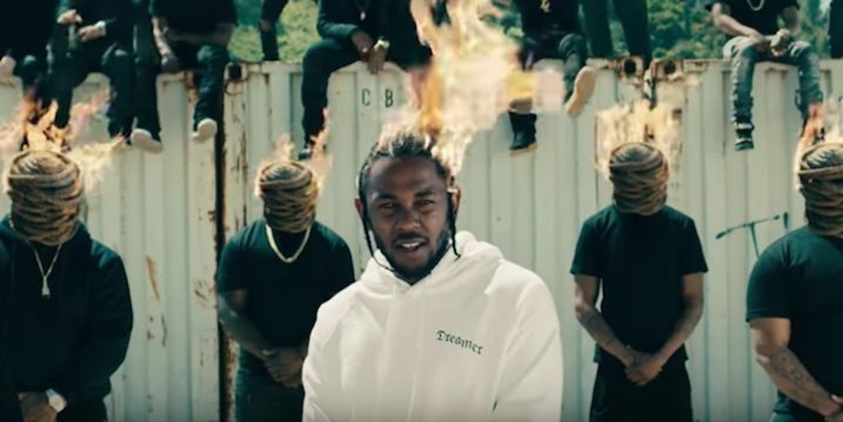 Kendrick Lamar New Album Sparks Theories