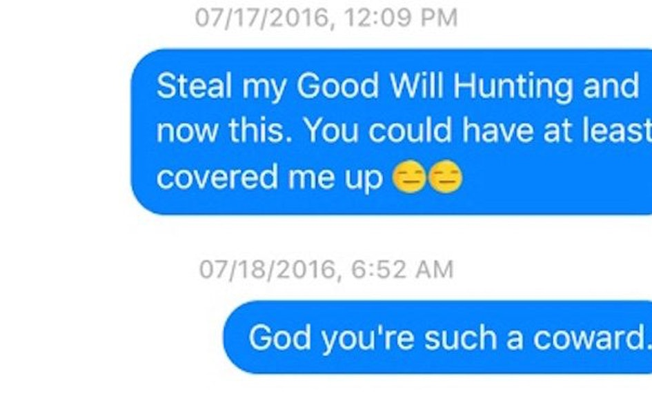 ghosted by hookup