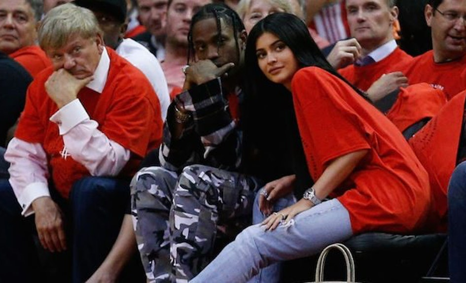 Travis scott and kylie been dating