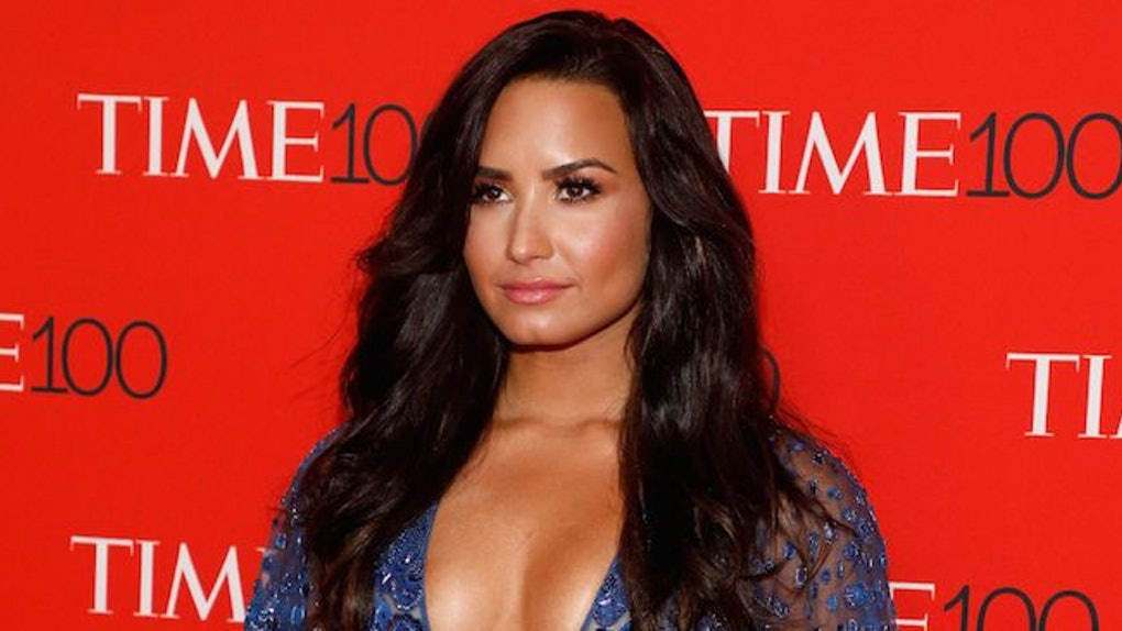 Demi Lovato Gets Giant New Lion Tattoo Like Cara Delevingne