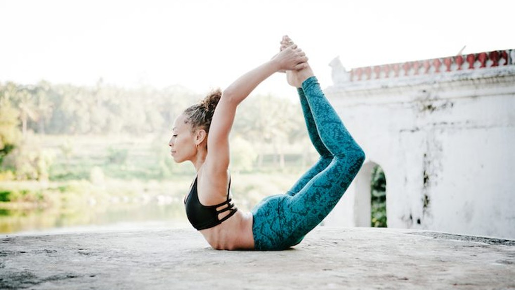 6 Beginner Yoga Poses To Justify All The Leggings You Own