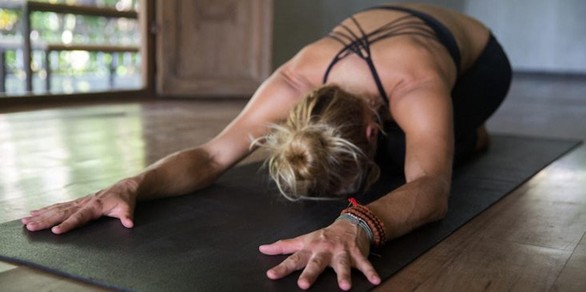 Yoga Poses To Do On Your Period To Relieve The Pain