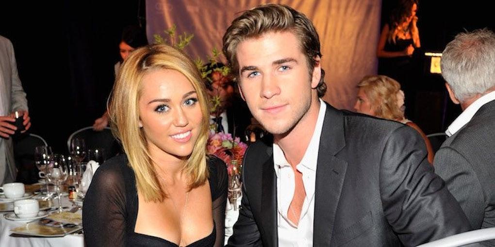 Miley Cyrus Malibu Song Lyrics About Liam Hemsworth