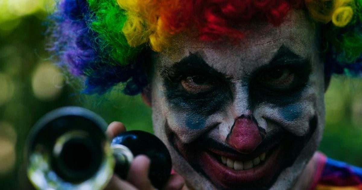 clown dating app