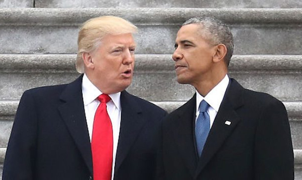 Obama and trump greeted in starkly different ways in europe m4hsunfo