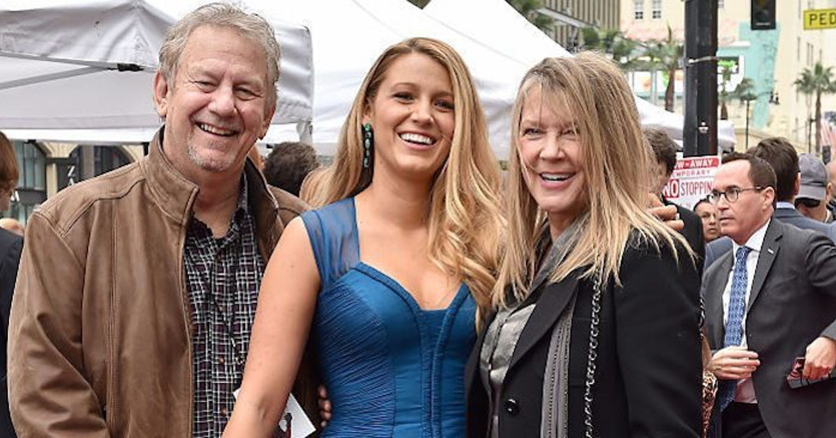 Who Are Blake Lively's Parents? Celebs With Fame In Genes