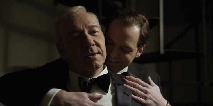 House of cards bisexual scene
