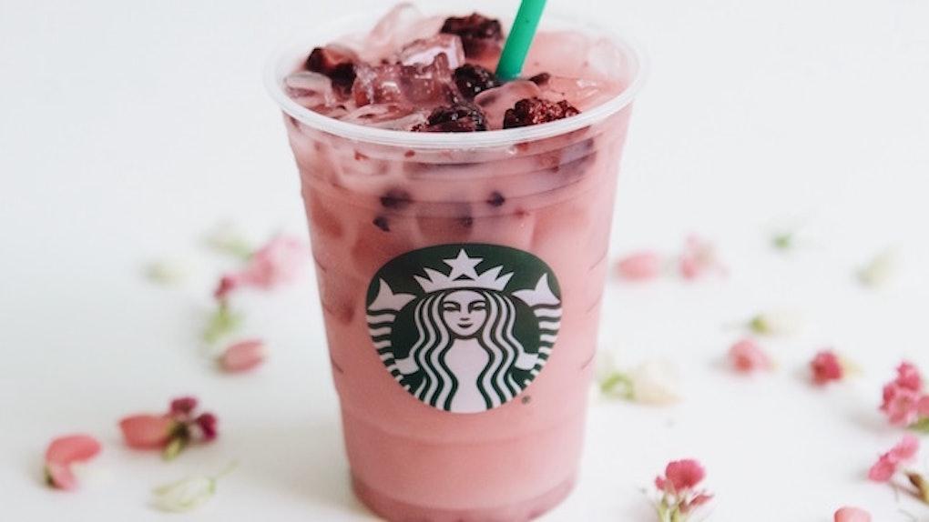 What Does Starbucks New Violet Drink Taste Like