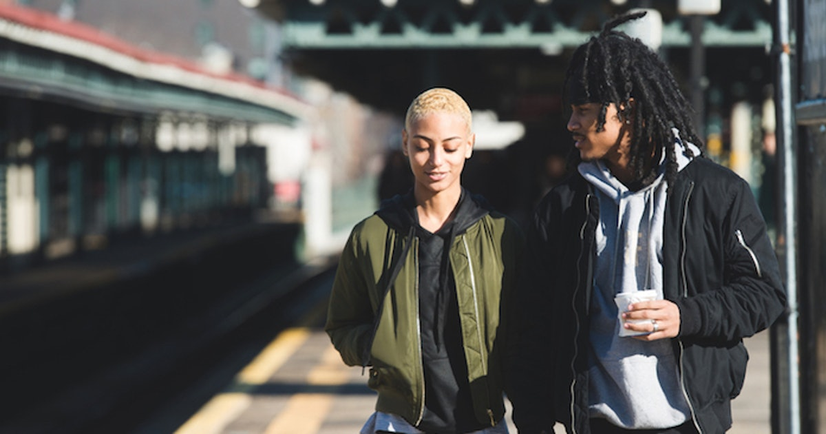 daughter dating black man