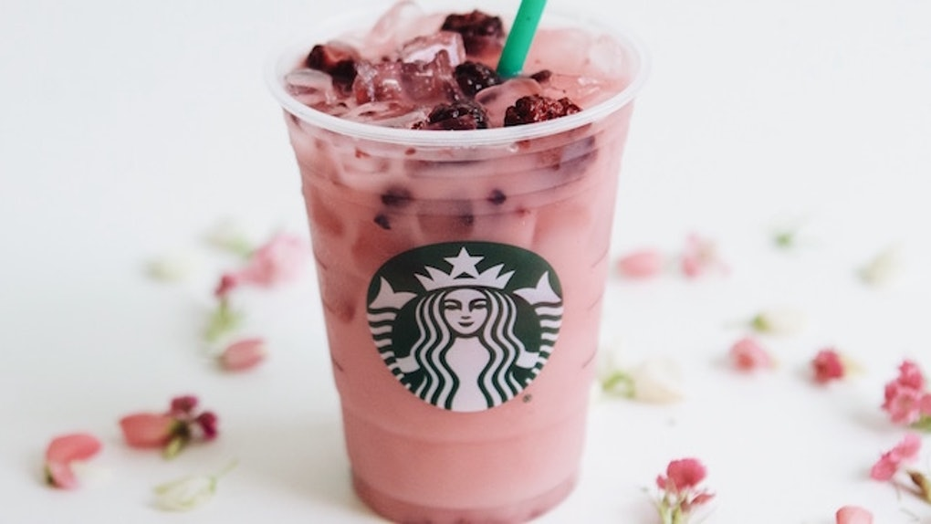 How To Make Starbucks New Violet Drink At Home