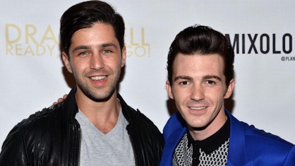 Josh Peck Didnt Invite Drake Bell To His Wedding