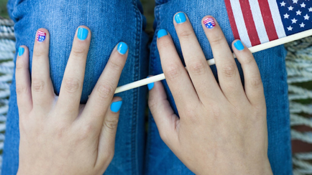 Fourth Of July Nail Art Designs That Will Slay Any Party