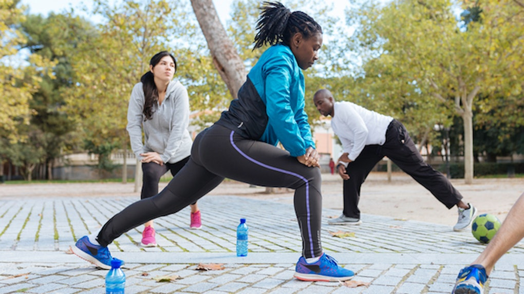 6 Outdoor Fitness Classes To Get You Moving This Summer