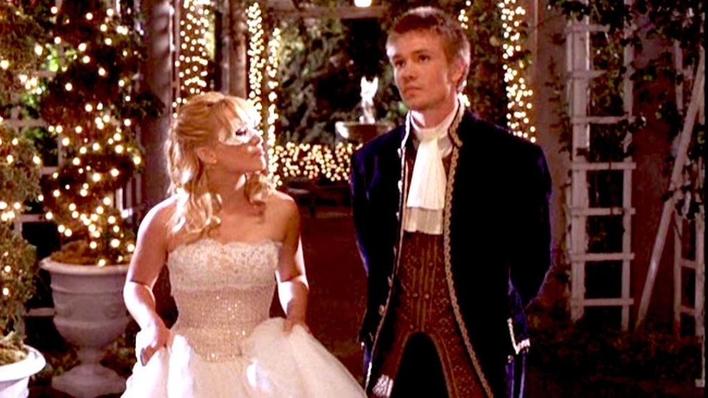 Chad Michael Murray Wore 'A Cinderella Story' Outfit To Prom