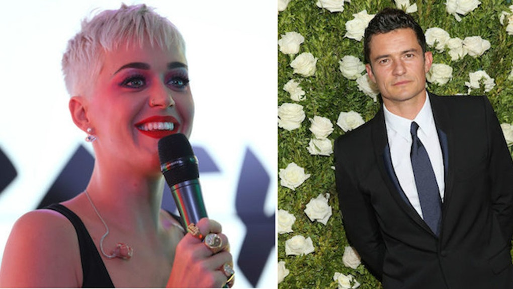 Katy Perry On Orlando Bloom S Naked Paddleboarding Pics