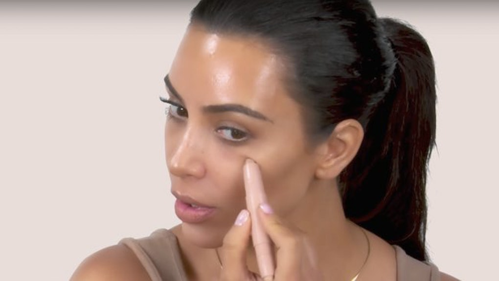 Kim Kardashian Makeup Tutorial For Kkw Beauty Will Show You How To