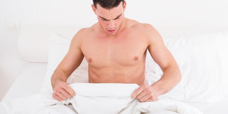 LETITIA: Spots on back masturbation