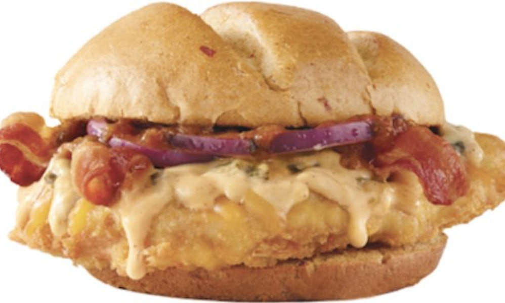 Wendy 39 s new queso menu features bacon queso chicken for Does wendy s have a fish sandwich