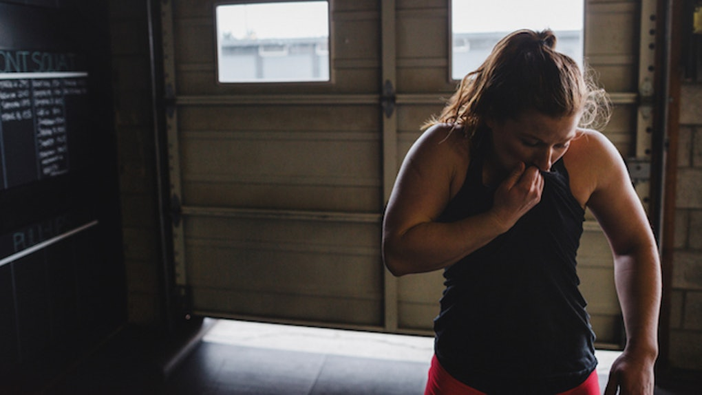 1aeb51f7 Why Do I Sweat So Much When I Exercise? Here's What You Need To Know