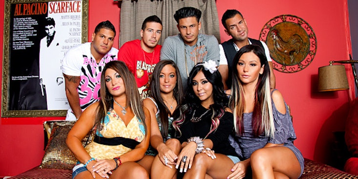 Jersey Shore' Cast Then Vs. Now Will Make You Feel Old
