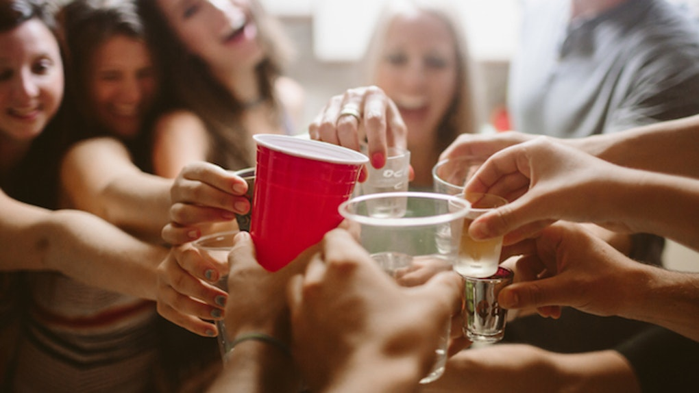 Does Drinking Too Much Make You Bruise? Here's What The Alcohol Is