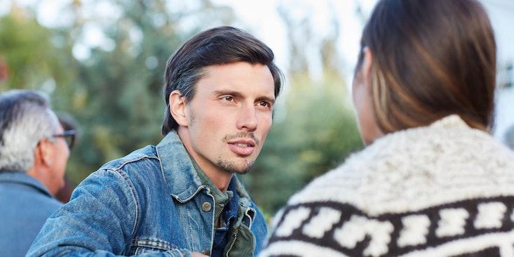 Dating a reclusive man utd