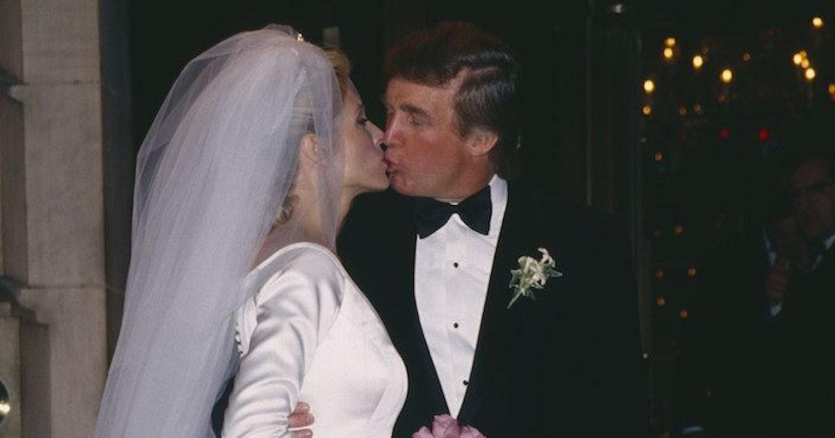 Ivanka Trump Wedding Reception.Photos Of Donald Trump S Weddings Show They Were Extravagant Affairs