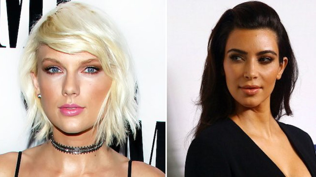 Kim Kardashian Exposed Taylor Swift One Year Ago So Fans Celebrate National Snake Day