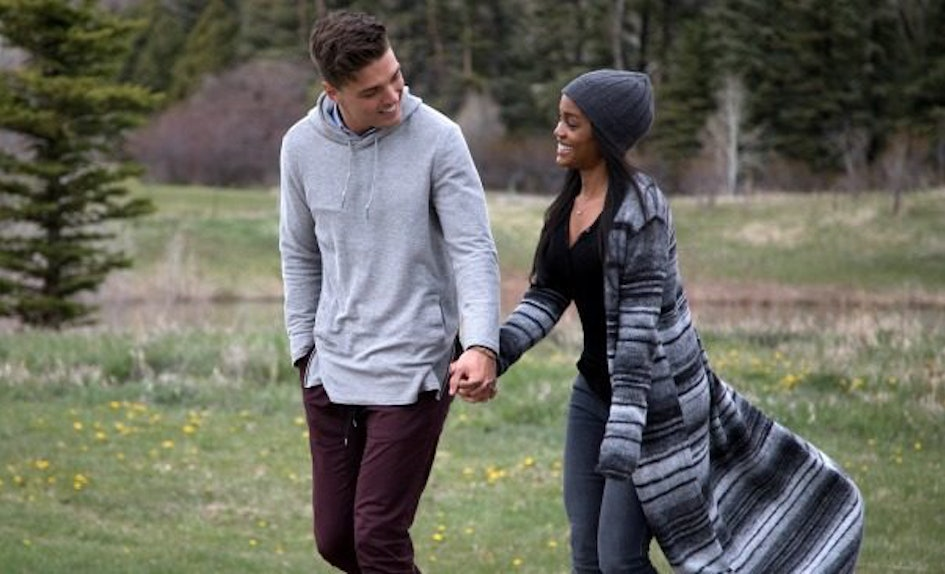 Bachelorette Alum Dean Unglert Is Incredibly Happy Since Dating Lesley.