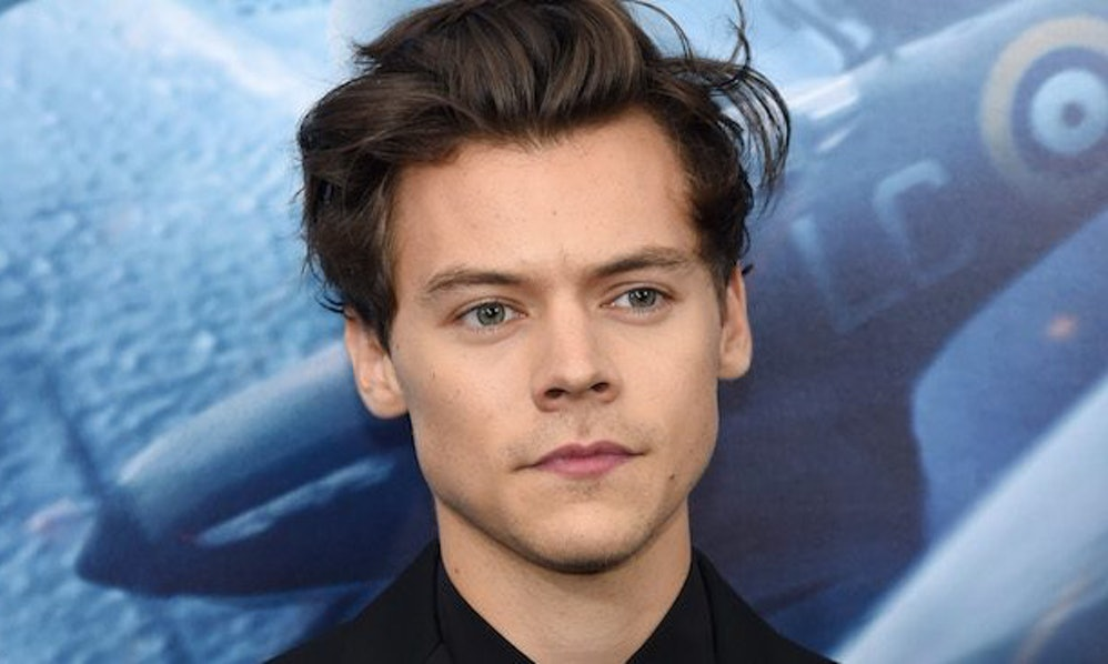 Harry Styles At The 'Dunkirk' Premiere Is Everything