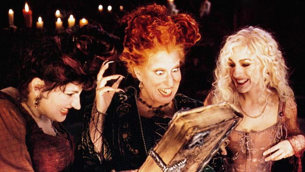 13 \'Hocus Pocus\' Quotes For Your Halloween Instagram Captions
