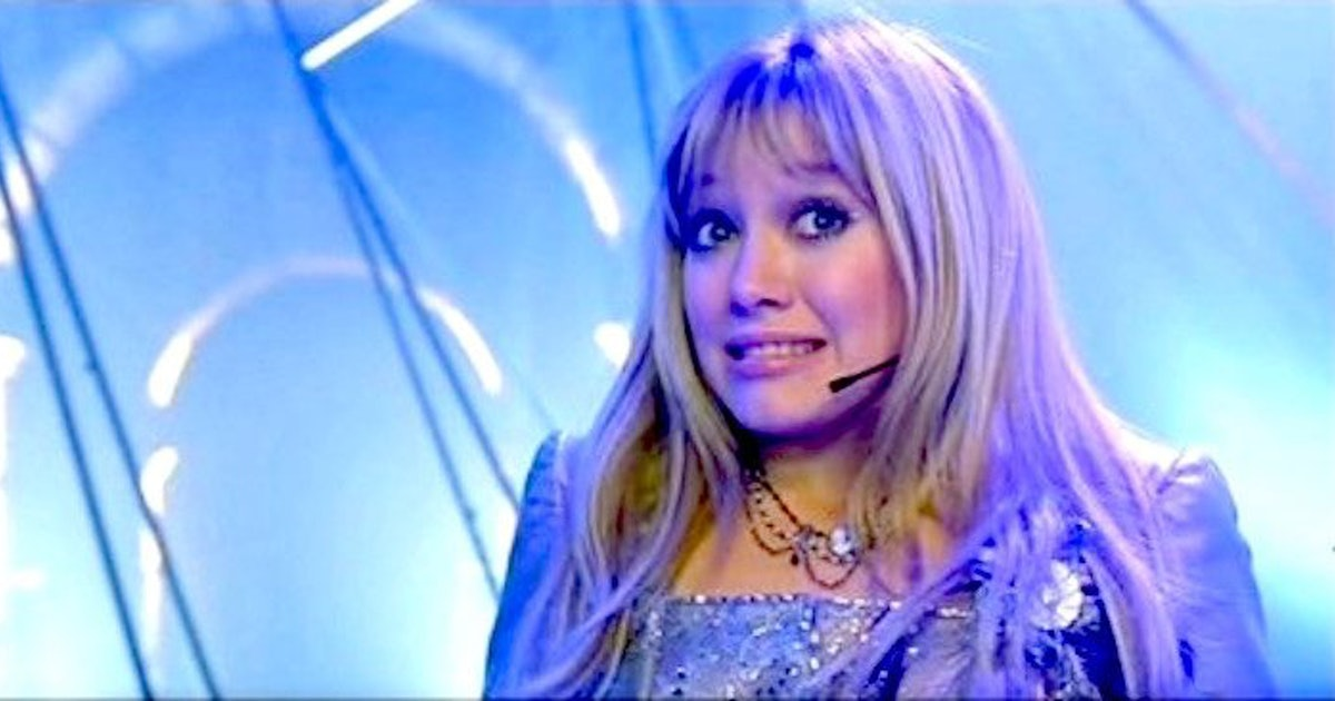 'The Lizzie McGuire Movie' On Netflix Will Be A Thing Of ...  'The Lizzie...