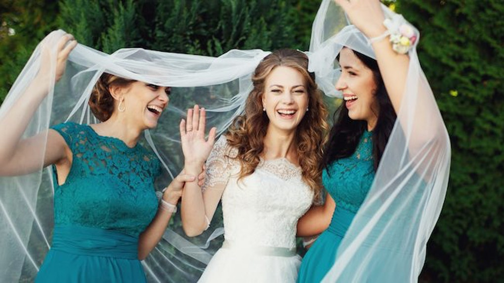 Wedding Photo Ideas For Your Bridesmaids
