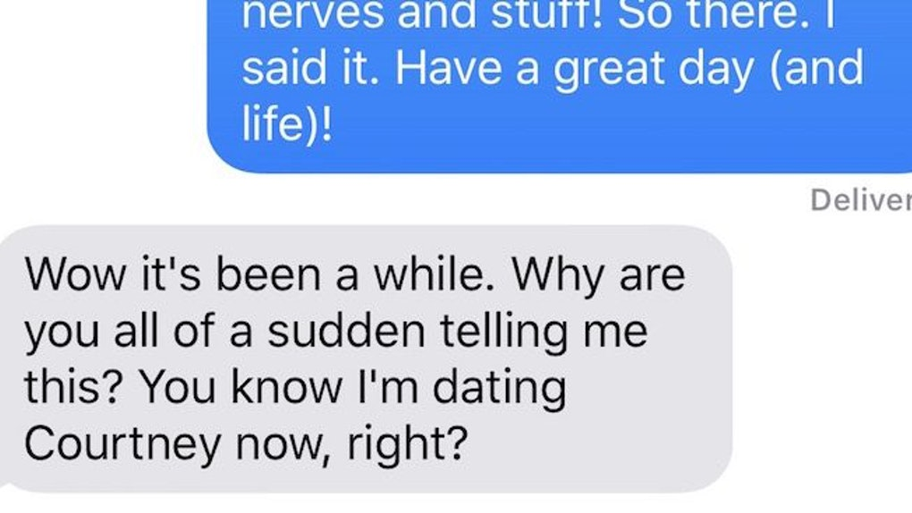 I Told My Old Crushes I Used To Like Them & Here's How They Reacted