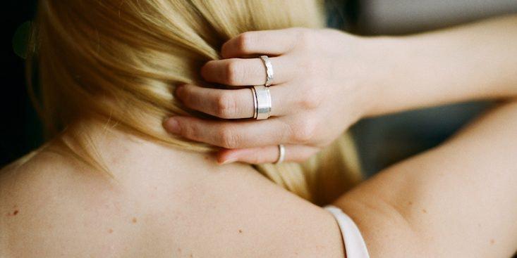 Girls in jewelry sex