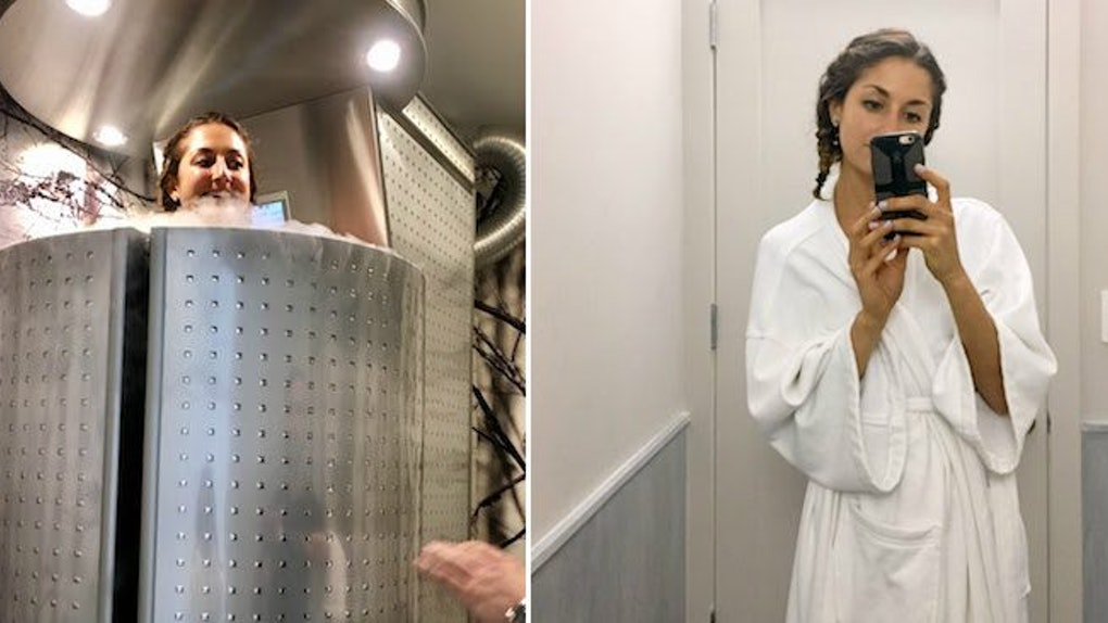 What Does Cryotherapy Do? My First Session Was Wild, But