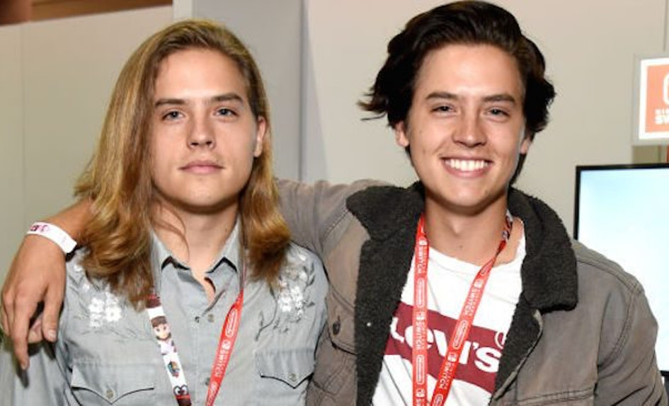 dylan sprouse is returning to acting cole sprouse s reaction is
