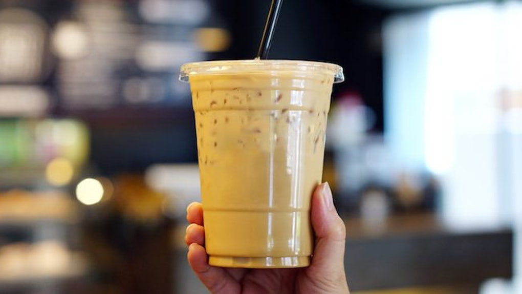 """How To Order Free Iced Lattes On DoorDash During """"Lotta Latte Love ..."""