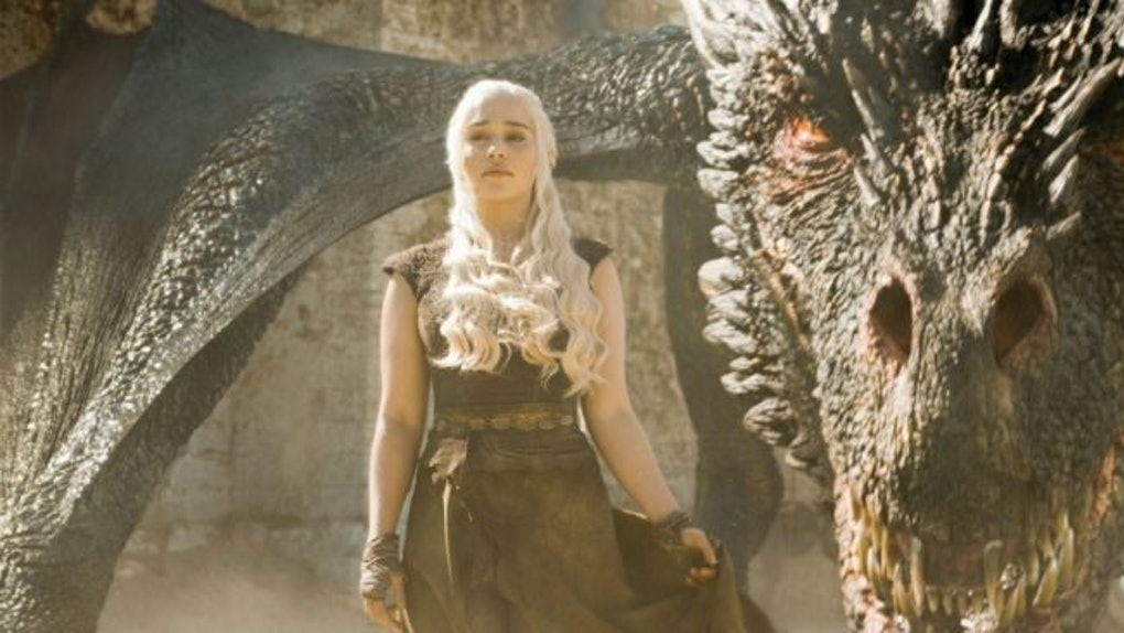 How Dragons Can Be Killed On 'Game Of Thrones': A Brief