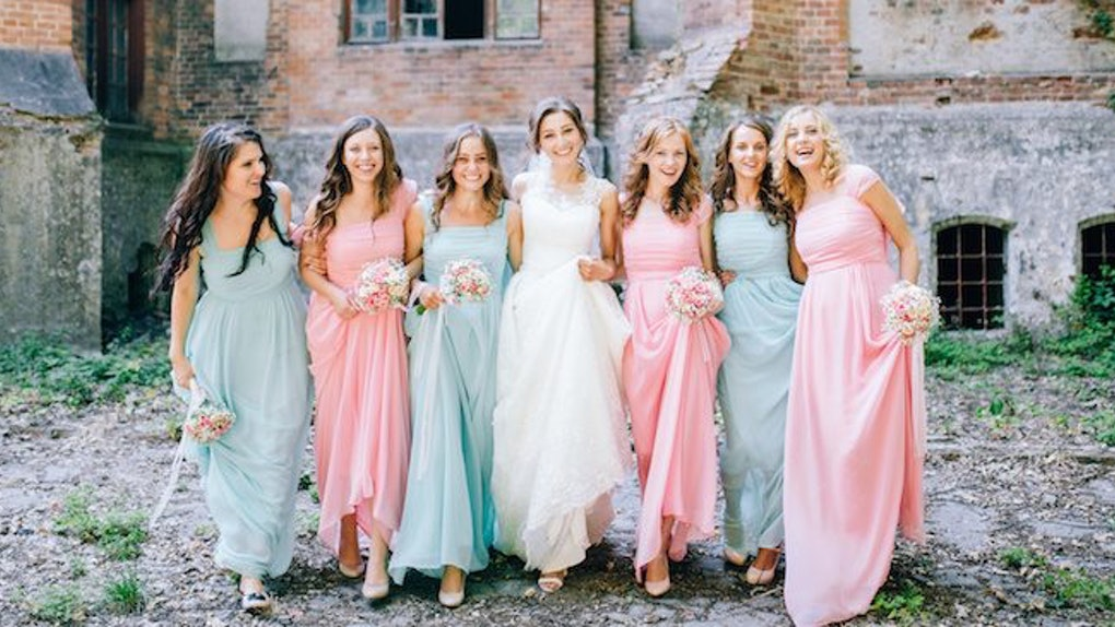 d6126d9a1f2 Being A Bridesmaid For The First Time  8 Women Reveal What The Experience  Was Like For Them