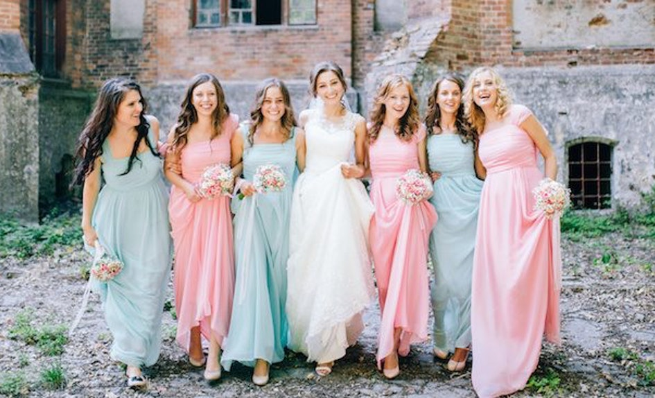 Beautiful Bridesmaid Dresses Under $100 You\'ll Want To Wear Again