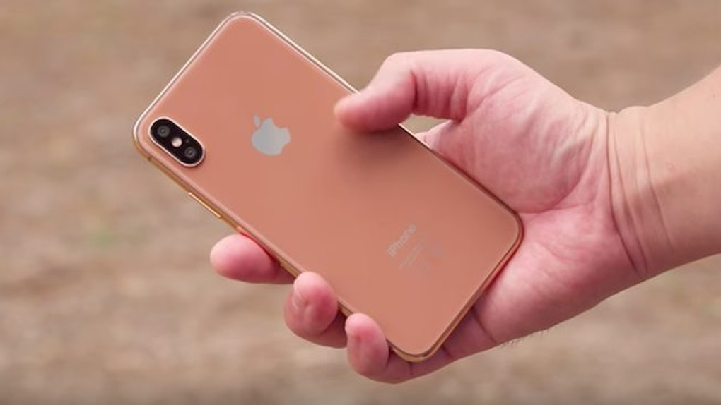 Video Of Copper Gold iPhone 8 Model Has Twitter Missing Rose