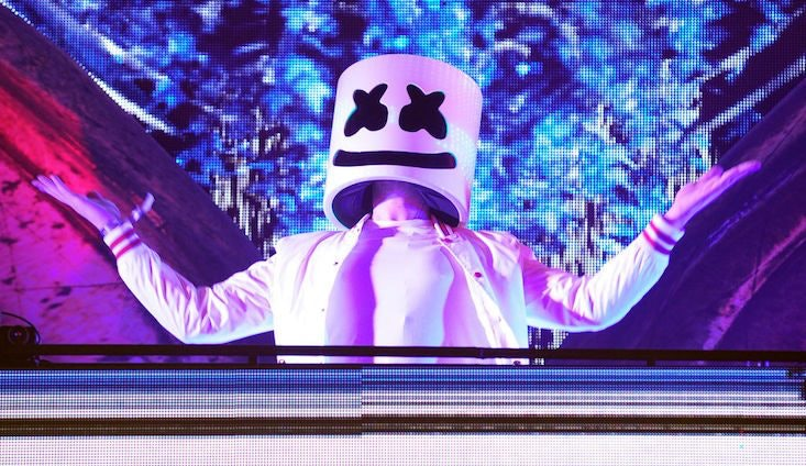 what does marshmello look like  here u0026 39 s what u0026 39 s under the mask