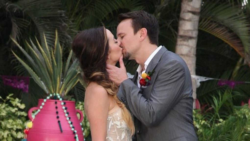 Carly And Evan Wedding.Carly Evan S Wedding On Bachelor In Paradise Was So So Beautiful