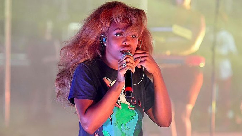 What Is SZA's Real Name? You'd Probably Never Guess It