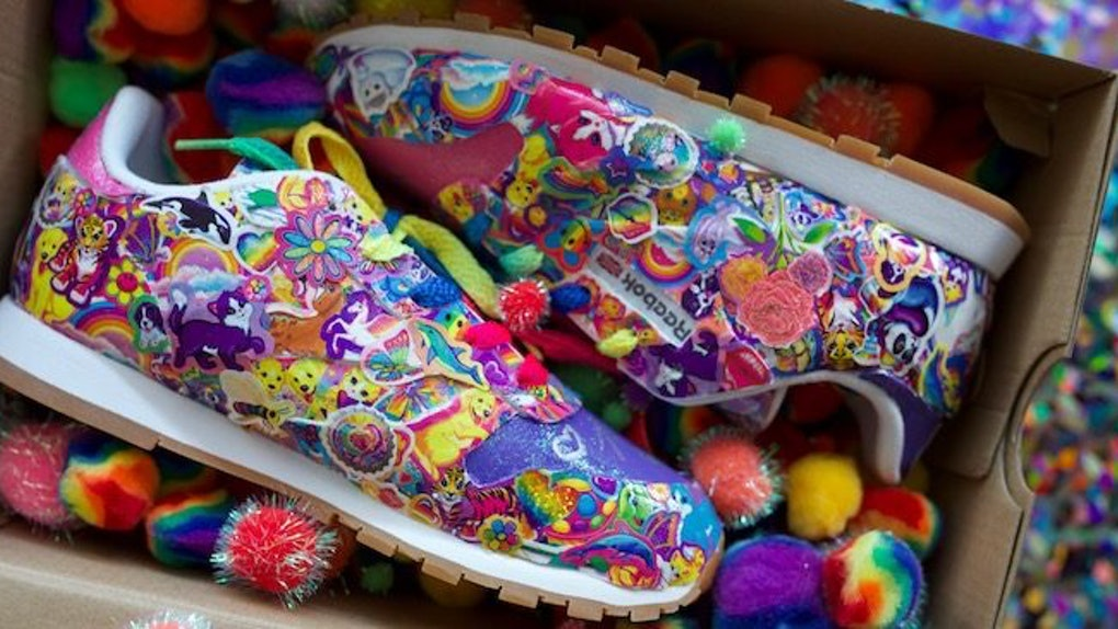 Lisa Frank Reebok Sneakers Exist   Here s How To Win Them c56078a5d